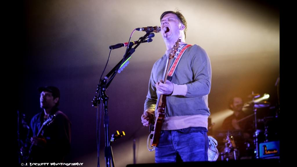 Modest Mouse performs live at the Redding Civic Auditorium on May 20th 2018