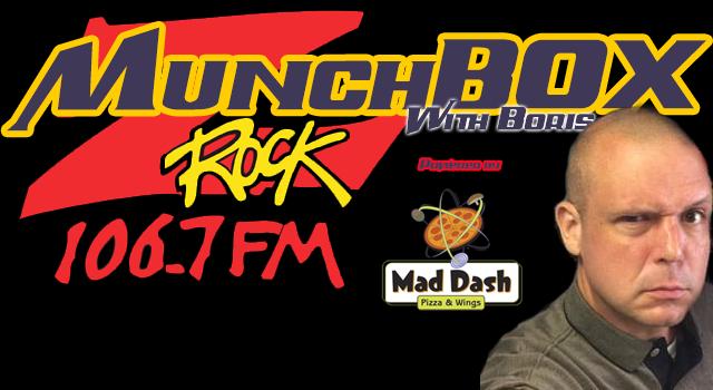 Z-Rock Munch Box Winners