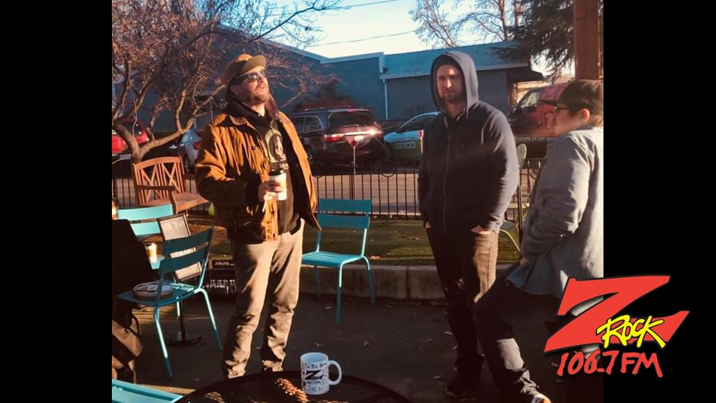 Wake the Buc Up at Coffee Ranch in Chico on 106.7 Z-Rock