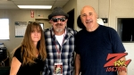Tim Buc Moore with winners from Valley Sand and Rock for the Z-Rock Munch Box