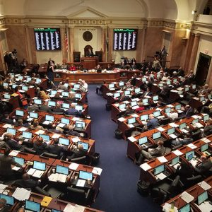 Lawmakers drawing up proposals for 2020 General Assembly