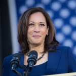 """An insult was lobbed at Trump at a Kamala Harris event. She says it was """"offensive"""" and """"hurtful"""""""