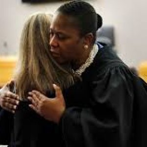 'You start with this': Judge Tammy Kemp gives Amber Guyger a Bible after sentencing