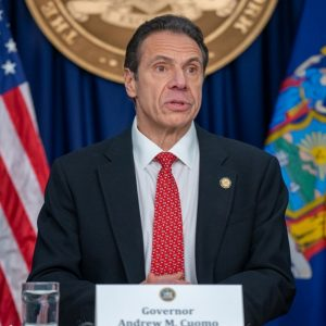 Could a 'Draft Cuomo' Movement Be in the Democrats' Future?