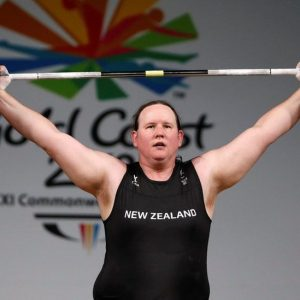 Laurel Hubbard is the first transgender athlete to compete in Olympics