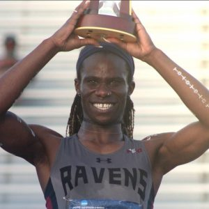 Cece Telfer, champion transgender hurdler, ruled ineligible for US Olympic trials