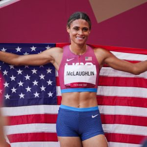 Olympian Sydney McLaughlin reveals one key in her gold medal victory: No social media