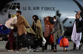 GOP letter to Biden flags Afghan evacuees' 'rushed and incomplete' vetting