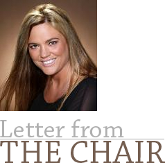 Letter from the Chair