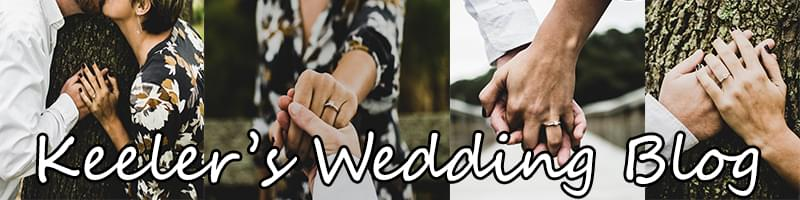 KEELER WEDDING BLOG