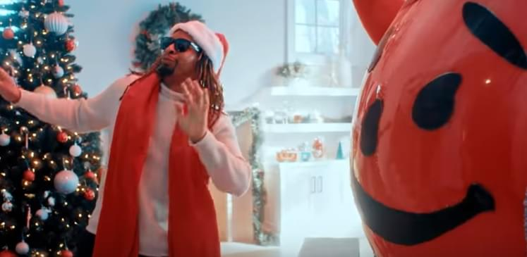 LIL JON & THE KOOL-AID MAN JUST GAVE US THE BEST GIFT EVER