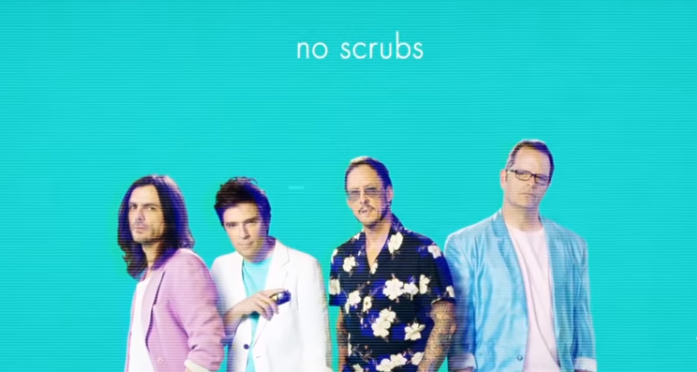 """Weezer Covers """"No Scrubs"""" & More On Their New Surprise Teal Album"""