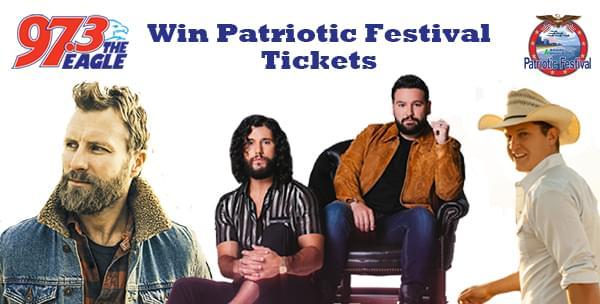 Patriotic Festival 2020.Win Patriotic Festival Tickets Wgh Fm