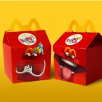 McDonald's Is Bringing Back Retro Toys Including McNugget Characters and a Beanie Baby! {PICS AND VIDEO}
