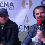 Justin Moore at the CMAs On New Music and His Plans for 2020 {WATCH}