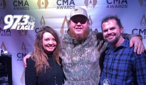 Luke Combs FB Cover