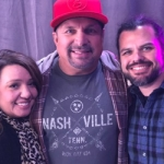 Back From The CMA'S And Guess Who We Met…GARTH BROOKS~Carly!