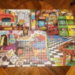 1,000 Piece Puzzle, Solved In a Few Hours! ~ CASH {Pic}
