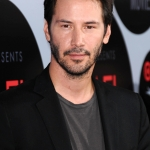 Keanu Reeves Eats Ice Cream, Alone? (Video)