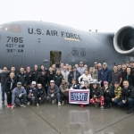 Thank You LoCash For Your Service To Our Troops (Pics)