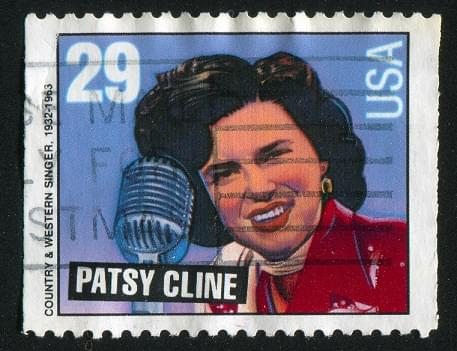 Patsy Cline Stamp
