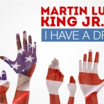 Martin Luther King Jr.'s words continue to resonate, decades later~Carly!
