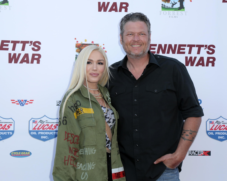 Blake and Gwen 1