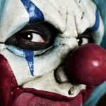Nothing Says, 'I Love You' Like a Really Scary Clown. ~ CASH {Picture}