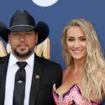 "Jason Aldean's Son Memphis Goes ""Head Over Heels"" With His Toy Horse!  {Video}"