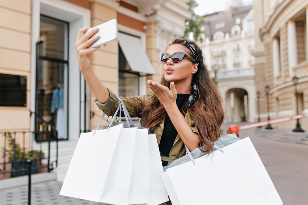 Are You A Shopaholic?  Your Name Could Be A Clue!