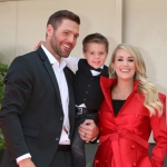 """Carrie Underwood and Mike Fisher Will Give an Unfiltered Look at Their Life Together in """"Mike and Carrie: God & Country."""""""
