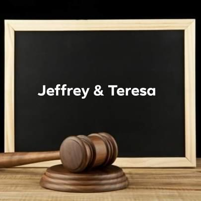 jeffrey and teresa