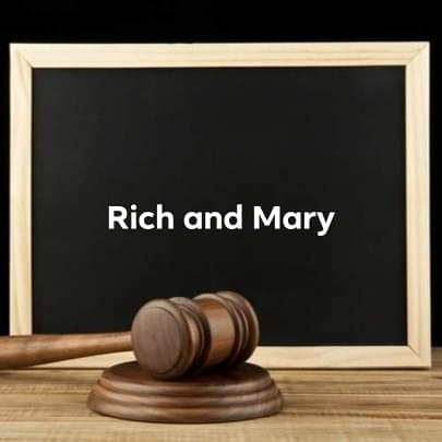 rich and mary