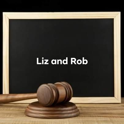 liz and rob