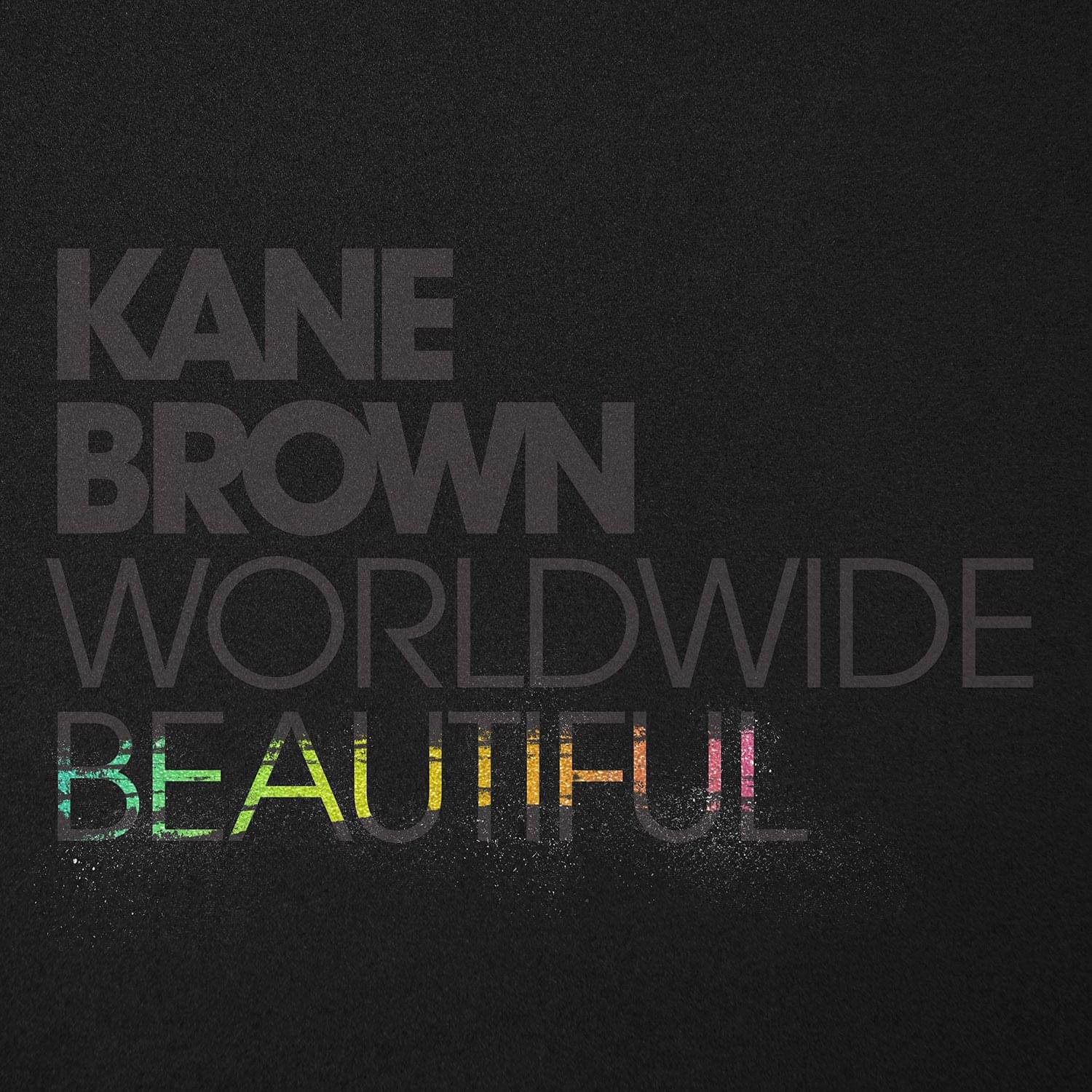 """Kane Brown Releases New Song """"Worldwide Beautiful"""" Donates Proceeds To Boys & Girls Clubs of America {LISTEN}"""