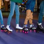 Roller Skating Making A Comeback~Carly!