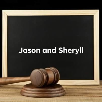 jason and sheryll