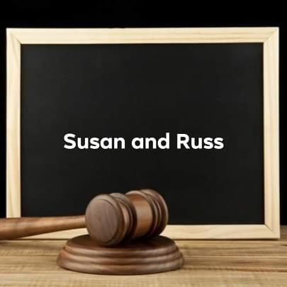 Susan and Russ