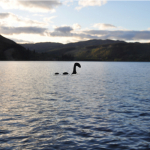 Finally! Proof That the Loch Ness Monster Does Exist! ~ CASH {Pic}