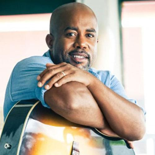 Darius Rucker Talks About His Friend Tiger Woods and Performs on The Today Show {WATCH}