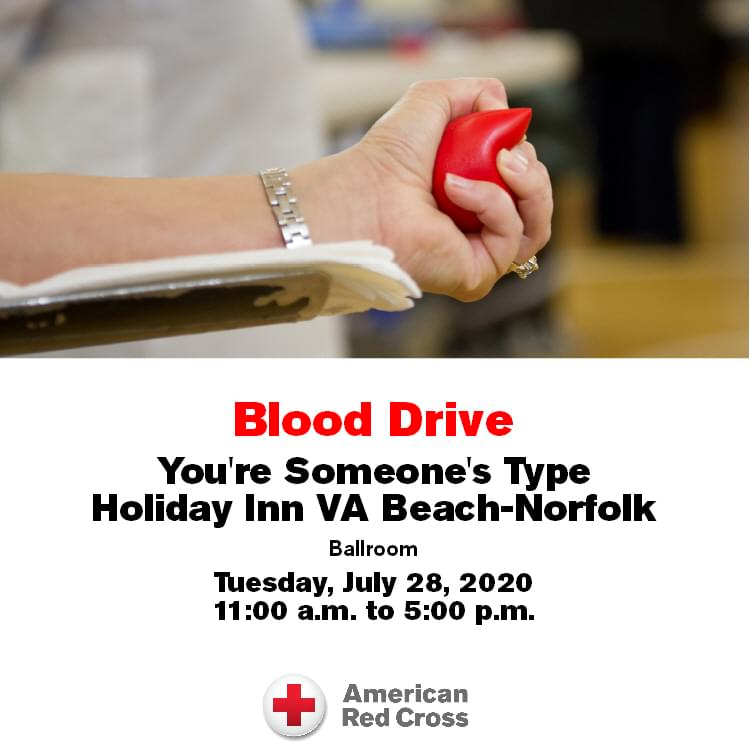 You're Someone's Type Blood Drive