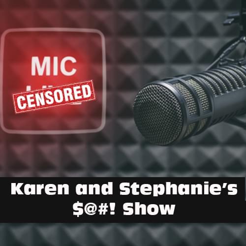 Karen & Stephanie on Music News, Lifestyle News, & ummm…Stuff  {Listen}