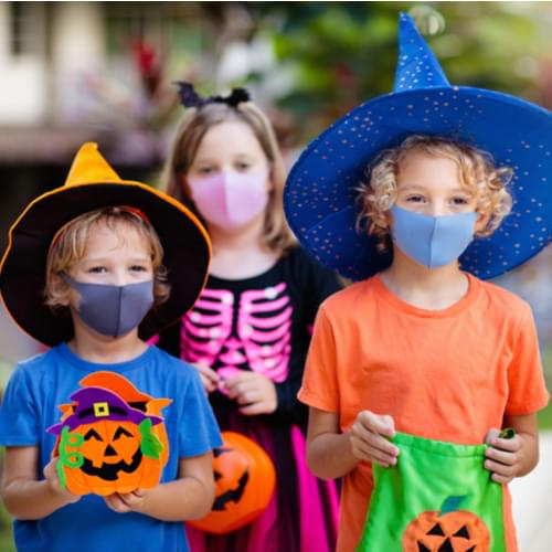 Hershey Created a Map to Help Parents Decide If Trick-or-Treating Is Safe in Their Neighborhood