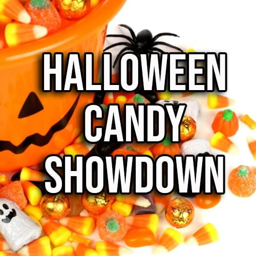 Halloween Candy Showdown 500