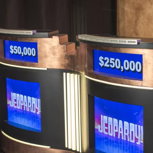 Advanced Negotiations For Permanent Host of JEOPARDY Have Begun