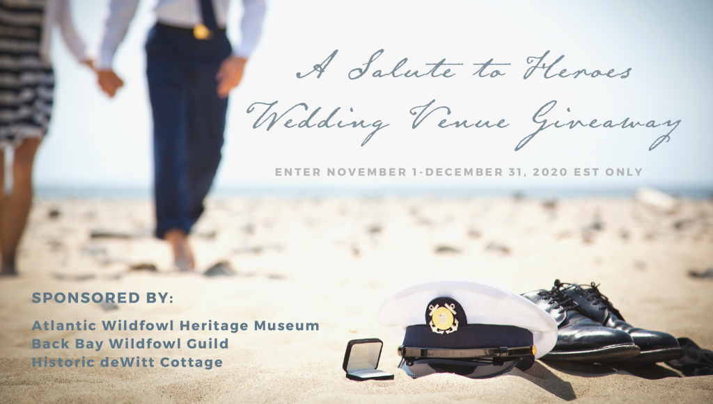 """Salute to Heroes"" Wedding Venue Giveaway"