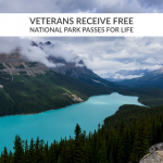 U.S. Veterans to Receive Free National Park Passes for Life