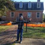 Cash Warren Explores The Francis Land House in Virginia Beach. ~ Cash {Watch}