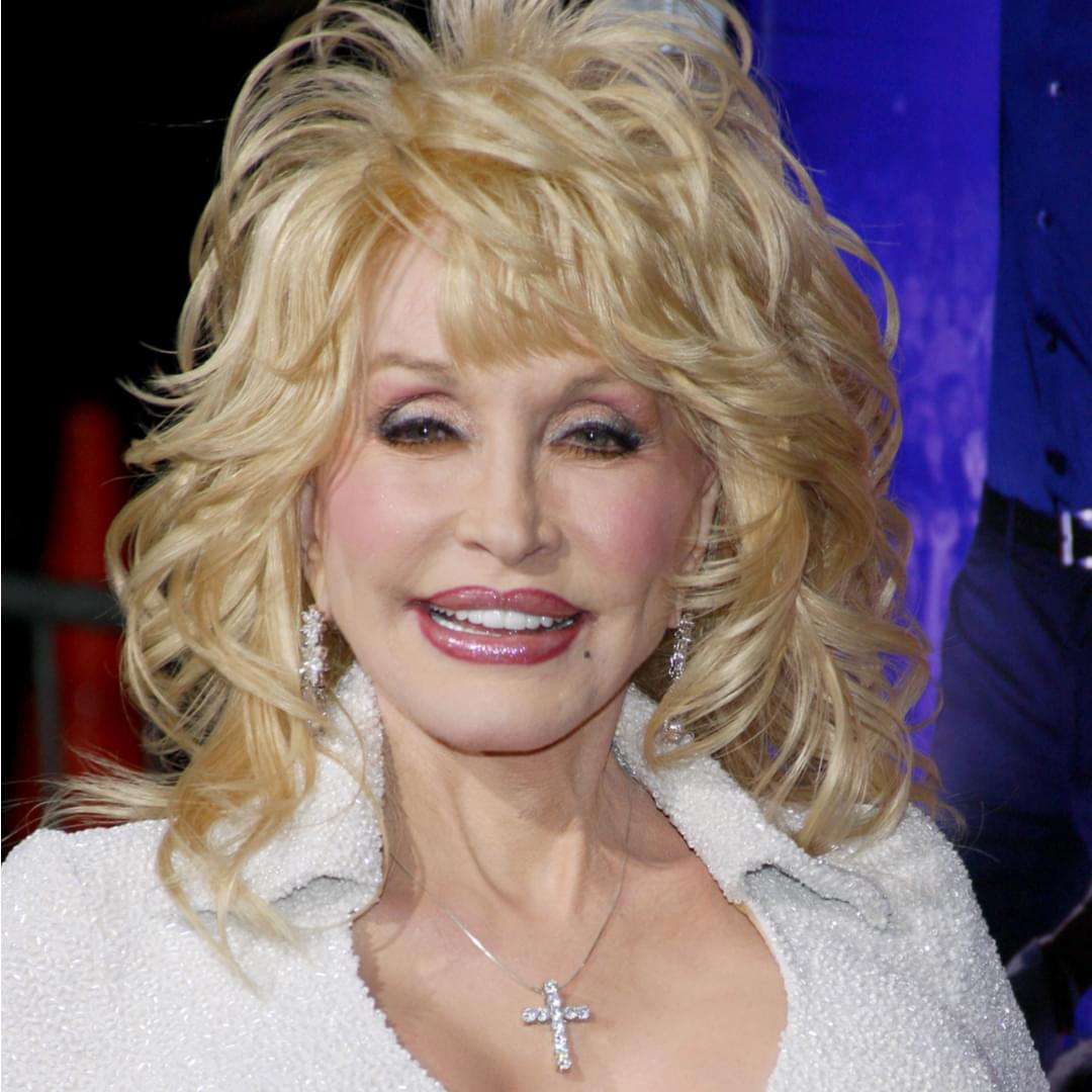 Dolly parton Tinseltown / Shutterstock.com 1)