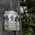 Oklahoma Bill Will Create an Official Bigfoot Hunting Season. ~ CASH {Pic}